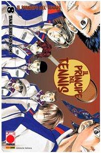 Il principe del tennis: 8 (Planet manga)