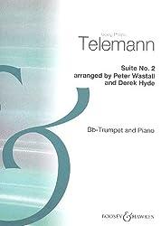Suite Nr. 2: Trompete Und Klavier.