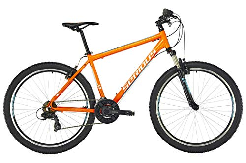 SERIOUS Rockville 27,5\'\' orange Rahmenhöhe 38cm 2019 MTB Hardtail