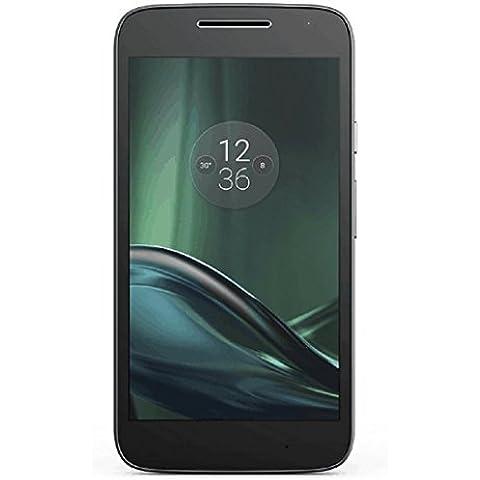 Moto G4 Play protector de pantalla, Qosea 2.5D Edge 9H Vidrio Templado Protector de Pantalla de Cristal Templado Para Moto G4 Play