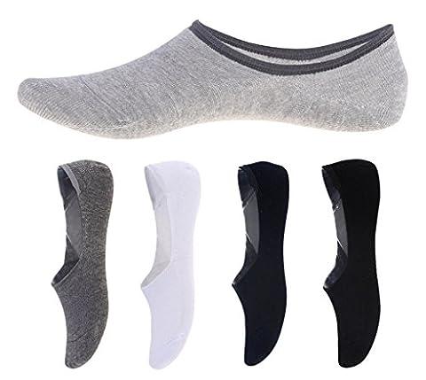 Panegy – 5 paires de Chaussettes Invisible de sport –