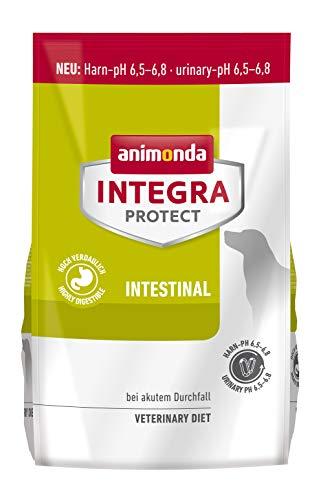 animonda Integra Protect Hunde Intestinal, Diät Hundefutter, Trockenfutter bei Durchfall oder Erbrechen, 4 kg