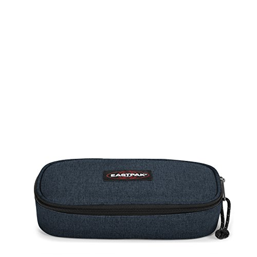 Eastpak Oval Single Federmäppchen, Triple Denim , EK71726W