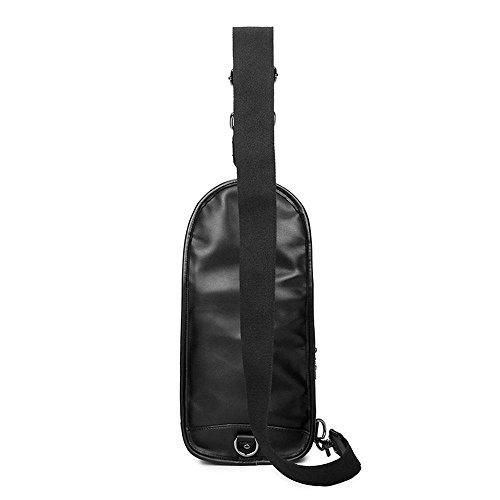 Borsa casuale del sacchetto di spalla sportivo esterno di sport degli uomini , color 2 , 30*16*7cm color 2