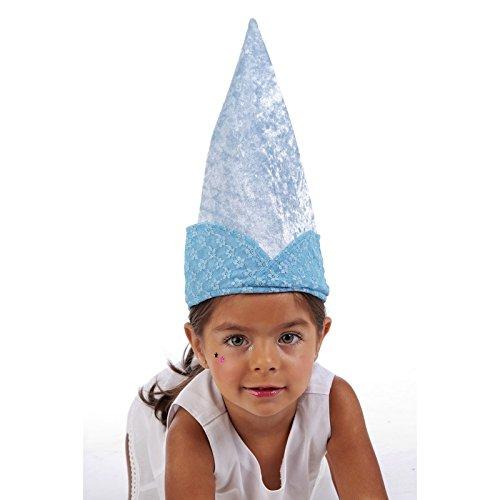 Limit-Costume prinzessinenhut nc295Ersatz-(blau) -