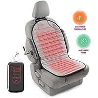 Carpoint 0323209 Cuscino di Correzione Seduta Accessori per auto Riscaldamenti per sedili