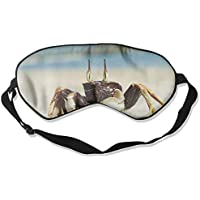 Crab 99% Eyeshade Blinders Sleeping Eye Patch Eye Mask Blindfold For Travel Insomnia Meditation preisvergleich bei billige-tabletten.eu