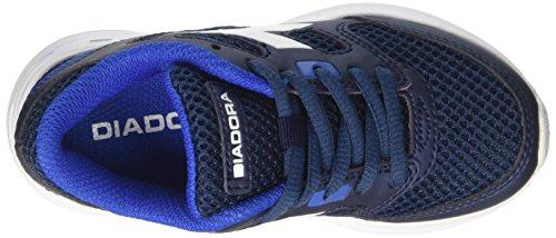 Diadora Shape 7 Jr, Chaussures de Course Mixte Enfant Bleu (Blu Estate/bianco)