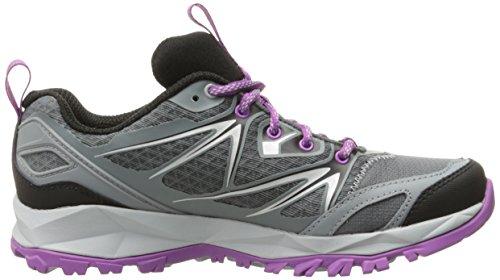 Merrell - Capra Bolt, Da trekking. Donna Grey/Purple