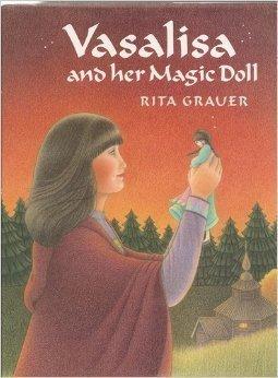 Vasalisa and Her Magic Doll by Rita Brauer (1994-05-04)