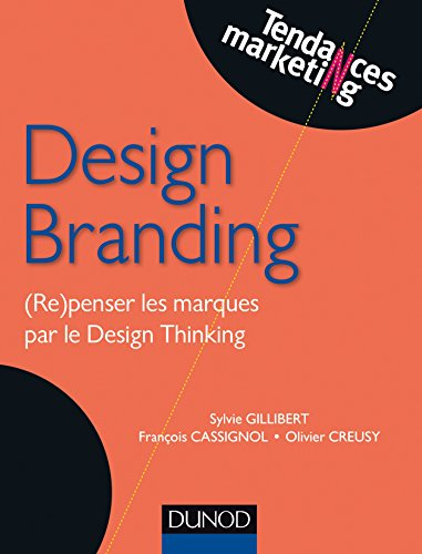 Design Branding - (Re)penser les marques par le Design Thinking