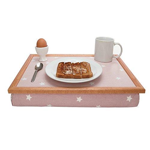 High Qualität Luxus Pink Starry Sterne Sitzsack Knietablett Standfester Tisch Bett Schreibtisch
