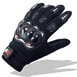 MaiTian Guanti da Corsa Outdoor, Moto Ciclismo Maschile, Tattiche all-Finger, off-Road Breathable, Sunscreen Non-Slip, Guanti Touch Screen