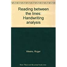 Reading between the lines: Handwriting analysis