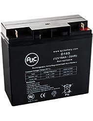 Batterie Total EV Tomb Raider 12V 18Ah Scooter - Ce produit est un article de remplacement de la marque AJC®