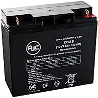 Batteria per Gruppo di continuità ONEAC ON3300 one String 12V 18Ah - Ricambio di marca AJC® - Gruppo String