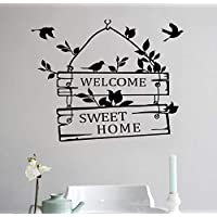 Removable Vinyl Decal Wall Papers Art Countryside Wall Stickers