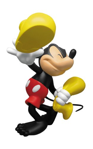 VINYL COLLECTIBLE DOLLS MICKEY MOUSE SHOELESS ver. (Vinyl Collectible Dolls)