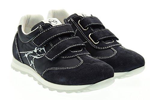 BLACK GARDENS junior niedrige Turnschuhe P629820M / 200 (25-34) Blu