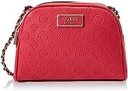 Guess Womens Cross-Body Handbag, Pink - SG766214