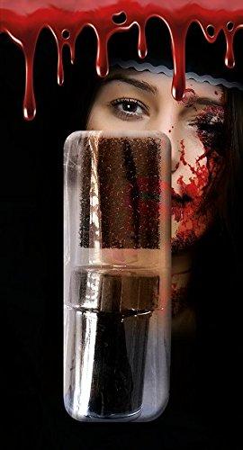 Zoelibat 97275941.029 - Blood Scar/Wundschorf Verkrustetes Blut Kunstblut für Realistische Wunden, Sonstige Spielwaren, 15 ml, rot