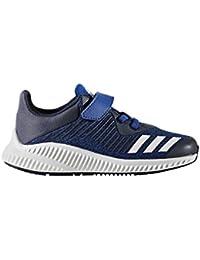 adidas FortaRun EL K - Zapatillas de deportepara niños, Azul - (REAUNI/FTWBLA/MARUNI), 32