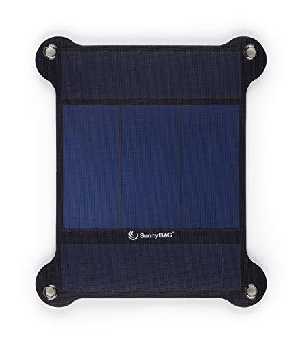 SunnyBAG Leaf+ Edition 2018 - Premium Outdoor Solar Ladegerät für Handy, Tablet, Laptop UVM. inkl. 6.000 mAh PowerBank - Das ...