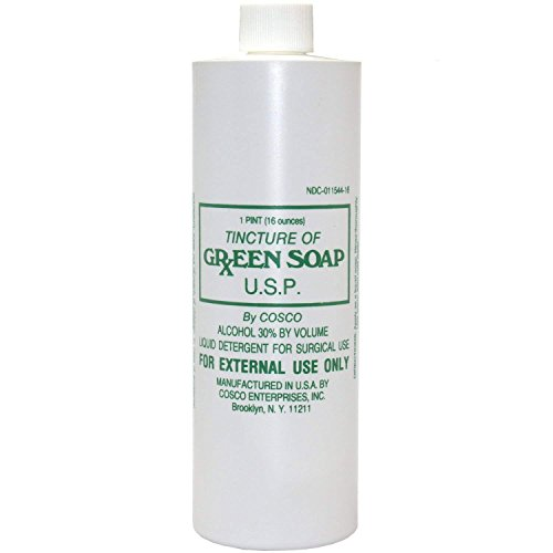 Original USP TATTOO GREEN SOAP For Cleaning & Sterilisation - ARTIST CERTIFIED