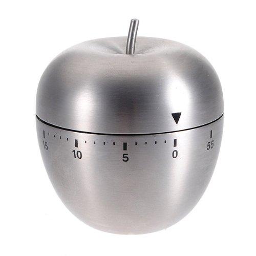 acier-inoxydable-60-minute-compteur-minuteur-cuisine-dalarme-mecanique-pomme