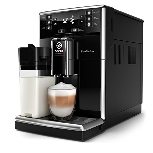 Philips SM5460/10 SAECO Machine à café Expresso Super Automatique - PicoBaristo Noir