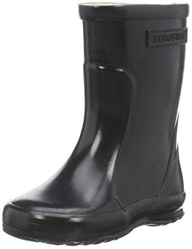 Bergstein Unisex-Kinder Bn Fashionboot Gummistiefel, Schwarz (Black), 32 EU (Bn Mädchen)