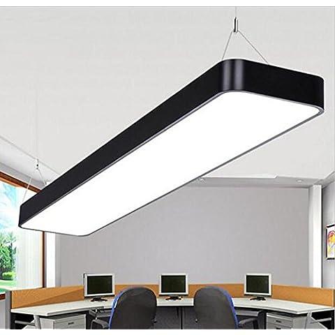 CHJK BRIHT L'Ufficio del LED illumina Ciondolo minimalista in alluminio