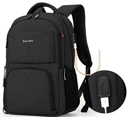 Zaino Per Laptop Zaino Da Viaggio Impermeabile Per Uomo Grande Capacità Zaino Da Viaggio Zaino Da Viaggio Leggero Black