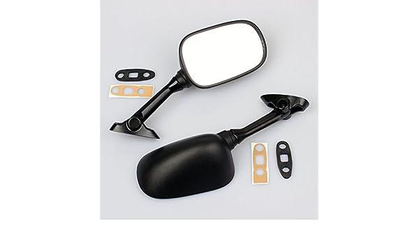 2x Rearview Mirror Emgo 20-57951 20-57952