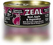 Zeal Beef Apple & Vegetables Canned Cat Food 100grm