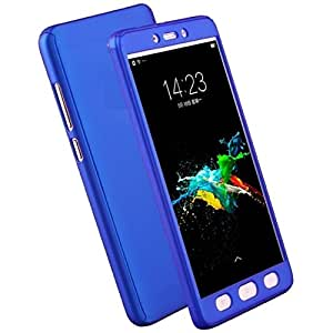 sale retailer faeef 5426c Vivo Y55s 360 Degree Full Cover from Mercator - Blue: Amazon.in ...