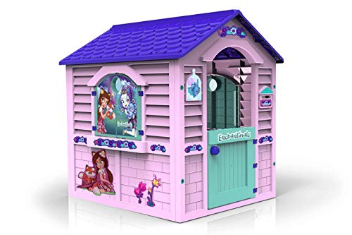 Chicos 89518 Enchantimals Spielhaus, Bunt