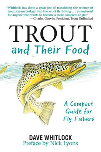 Trout and Their Food: A Compact Guide