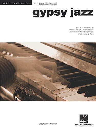 Jazz Piano Solos Volume 20: Gypsy Jazz: Noten für Klavier