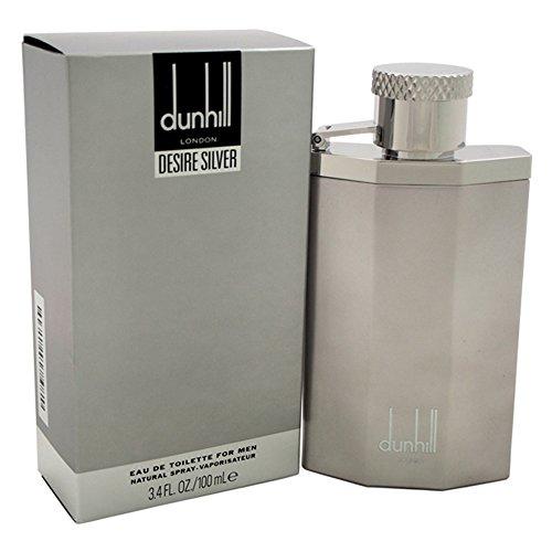 Dunhill For Men Parfüm (Dunhill Desire Silver Eau de Cologne, 1er Pack (1 x 100 ml))