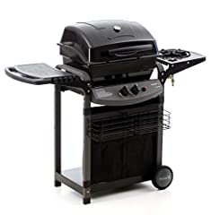 Idea Regalo - Sochef Piùsaporillo Barbecue, Nero, 52x122x103 cm
