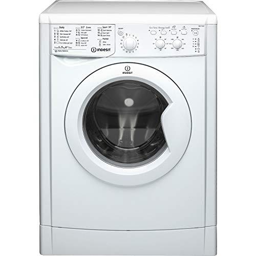 Indesit IWC71452ECO 7kg 1400rpm Freestanding Washing Machine - White