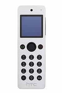 HTC Mini Plus BL R120 Bluetooth Media Handset - Retail Packaging - Silver