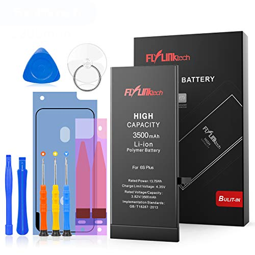 Batería iPhone 6S Plus 3500mAH Reemplazo Alta Capacidad