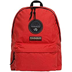 napapijri Mochila Voyage noygos Bright Red Rojo Laptop Escuela excursiones