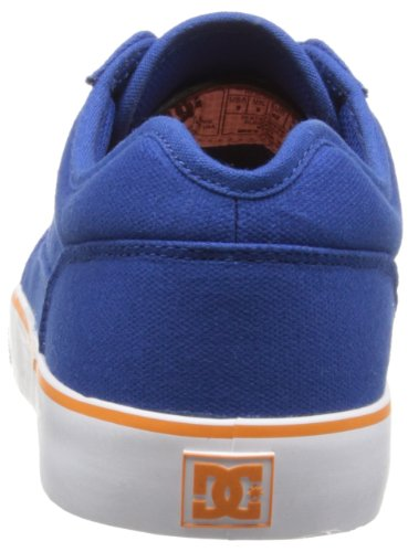 DC Shoes Tonik Tx M Shoe 445, Chaussures de skateboard homme Bleu (Blue)