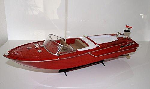 RC Sportboot ST. TROPEZ ferngesteuertes Schiff Alles inklusive - 15 km/h Top Speed