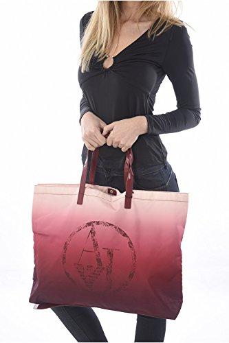 Armani Jeans sac à main femme bordeaux