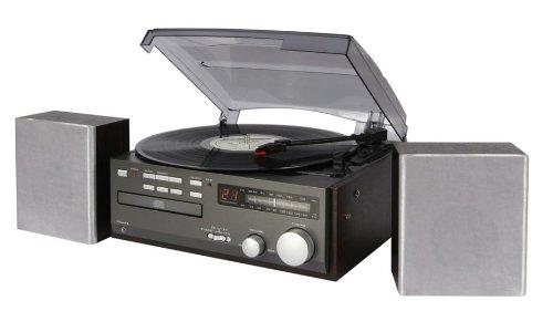 Soundmaster PL710A 70er Jahre Stereoanlage mit Platte/CD/UKW-MW Radio