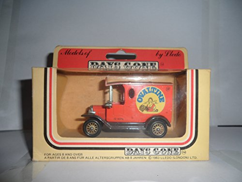 lledo-days-gone-1920-ford-model-t-van-ovaltine-75-years-livery-with-figures-die-cast-model